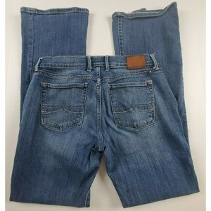 Lucky Brand Sweet'N Low Boot Cut Mid Rise Jeans